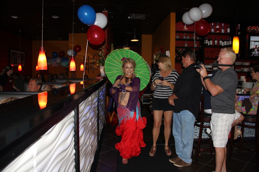 Komoon Bonita Springs Anniversary Party Photos
