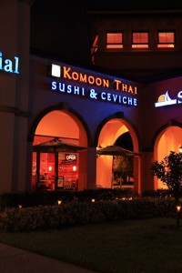 New Seating Policy at our Komoon Naples location