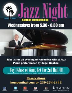 Komoon Jazz Night
